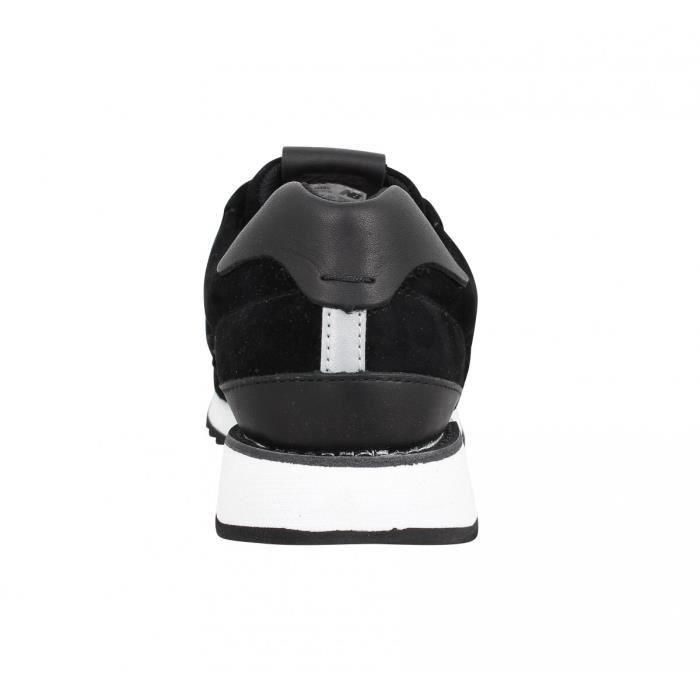 Baskets NEW BALANCE WL745 velours Femme-36-Noir