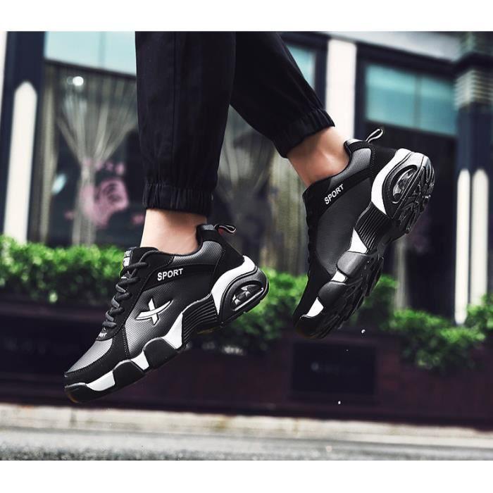 homme Mode en plein Chaussures pour Hommes Baskets de Chaussures de course air sport qqOUYw