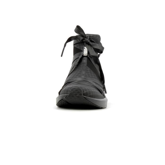 Chaussures montantes Puma Fierce Rope Satin EP Femme