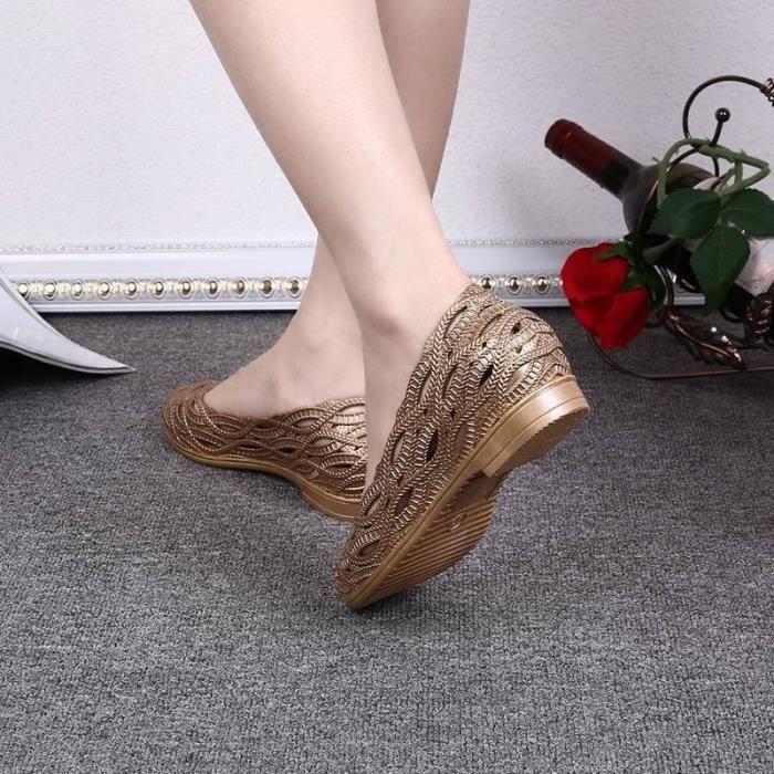 Avslappnad respirante antidérapants Chaussures Sandales