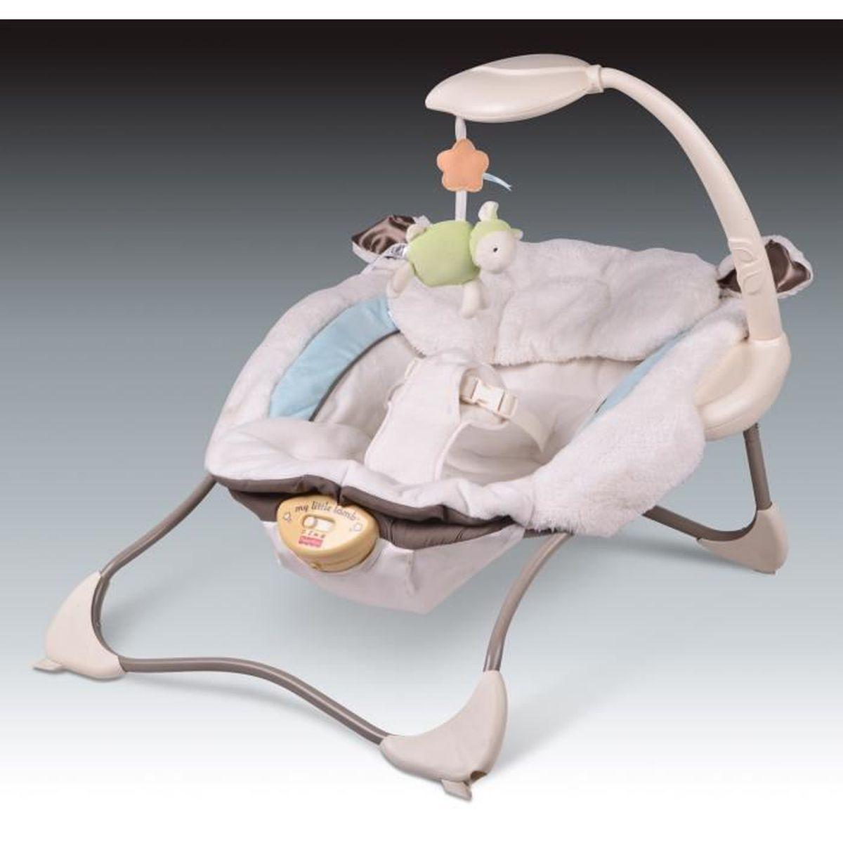 Chaises à Bascule Bébé Transat Musique Bébé Achat Vente Assise