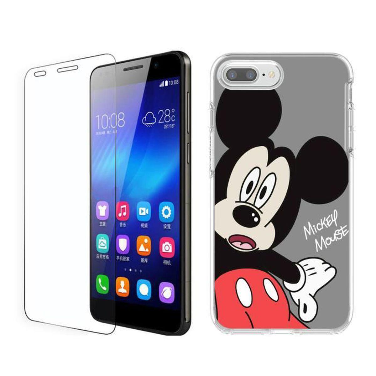 coque iphone 8 plus mous
