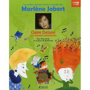 Livre 3-6 ANS Claire Delune, une maîtresse extraordinaire