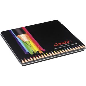 CRAYON DE COULEUR Conté Crayons de Couleur Aquarellables pour Adulte