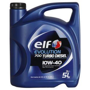 HUILE MOTEUR huile moteur Elf Evolution 700 STI 10W-40