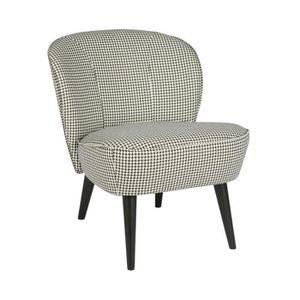 fauteuil pied de poule achat vente fauteuil pied de poule pas cher soldes d s le 10. Black Bedroom Furniture Sets. Home Design Ideas