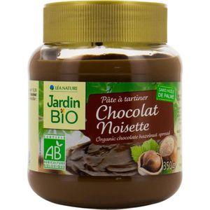 PÂTE À TARTINER LÉA NATURE pâte à tartiner chocolat noisette Bio -
