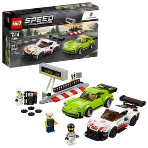 FILTRE A AIR LEGO Speed Champions Porsche 911 RSR and 911 Turbo