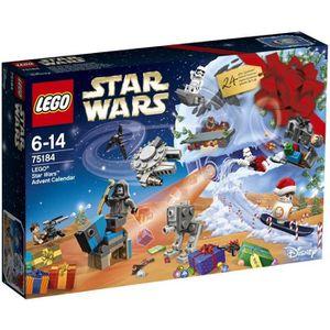 ASSEMBLAGE CONSTRUCTION LEGO® Star Wars 75184 Calendrier de l'Avent
