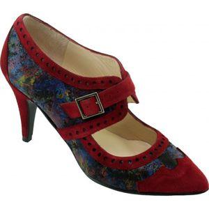 Chaussures Petites Ajuga Pointures Tailles – À Femme Bride Escarpin WECBeQrodx