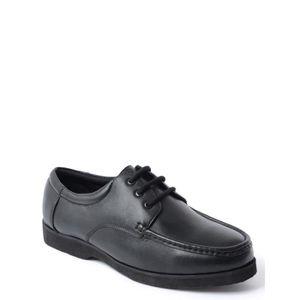 MOCASSIN Mens Large Fit Shoe Lace