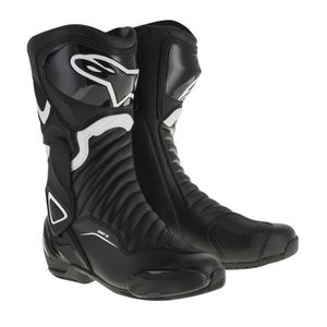 CHAUSSURE - BOTTE Bottes moto - Alpinestars Smx-6 V2 Noir Blanc - 39
