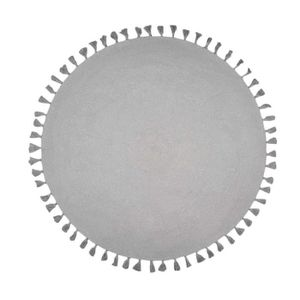 tapis rond achat vente tapis rond pas cher soldes d s le 10 janvier cdiscount. Black Bedroom Furniture Sets. Home Design Ideas