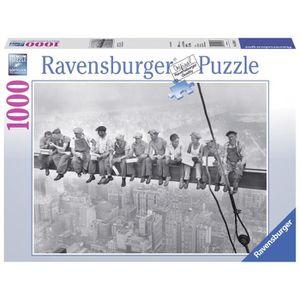 PUZZLE Puzzle 1000 pcs Pause Repas 1932