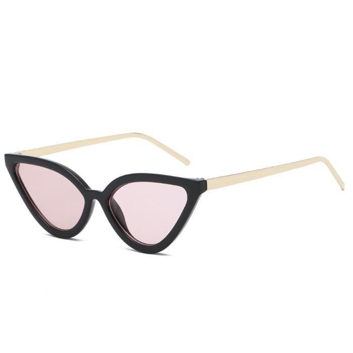 de lunettes Cat femme femmes Eye 2018 soleil Retro luxe lunettes de FR44Sxq 2cea5e9b3f75