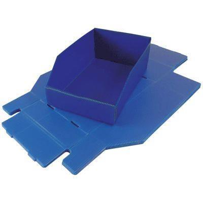 Bac à bec polypropylene 180x280x105 - lot de 6