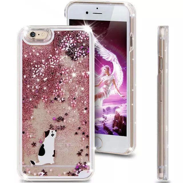 coque glitter iphone 6