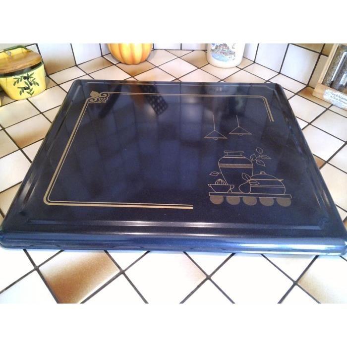 plaque de protection pour feux gaz noir s rigaphie pots. Black Bedroom Furniture Sets. Home Design Ideas