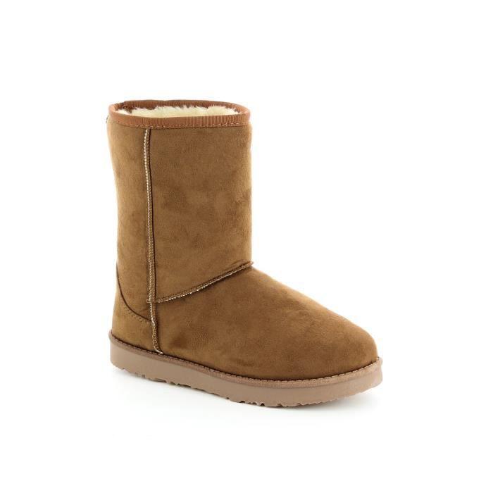 Boots fourrées CAMEL pIhgu