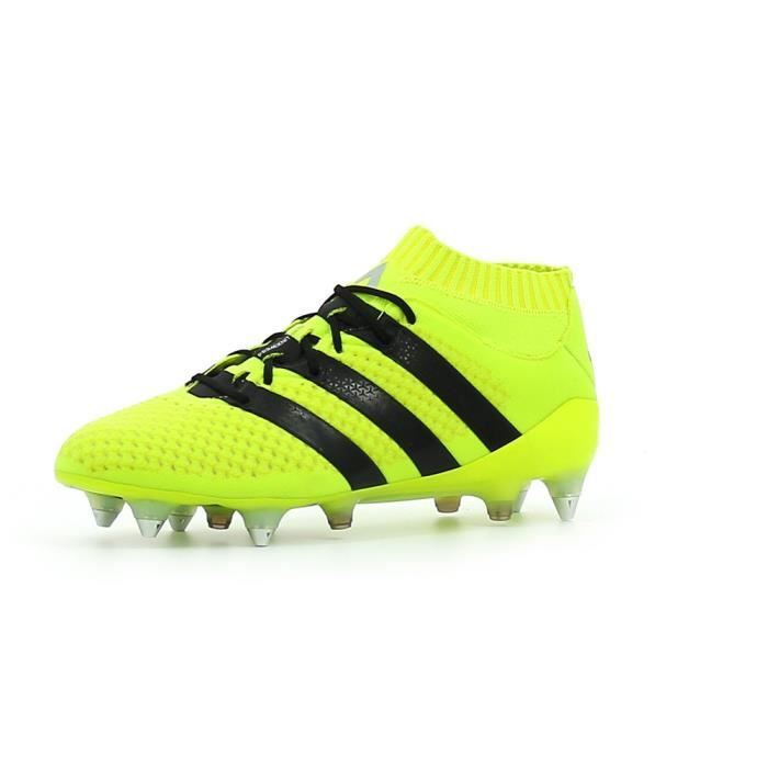 outlet store 020d0 4264c Chaussure de football Adidas Ace 16.1 Primeknit