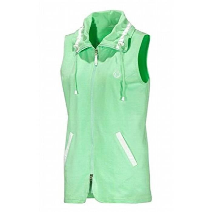 Zip Up Brushed Cotton Taille Women's Plus Size 8 Gilet 3sjmq5 38 Body 22 Warmer cFEfwqUWn