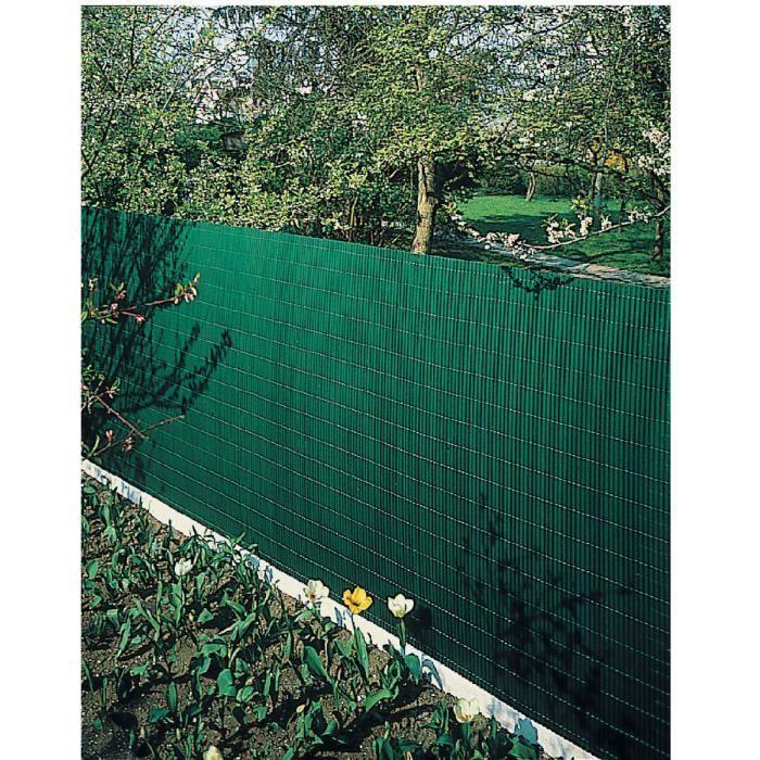 Canisse jardin en plastique Nortene L. 5m Larg1,5m - Achat / Vente ...