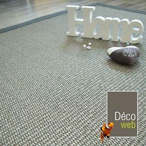 tapis jonc de mer 200x300 achat vente pas cher. Black Bedroom Furniture Sets. Home Design Ideas