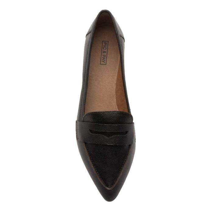 Margo Flats - Pointy Toe Penny Mocassins Y48RI Taille-39