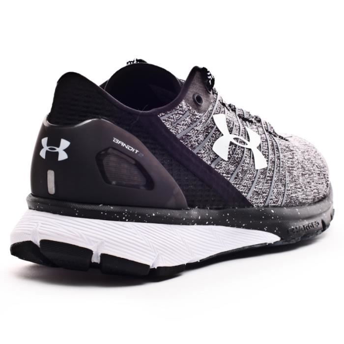 Basket Under Armour Ua W Charged Bandit 2 Gris