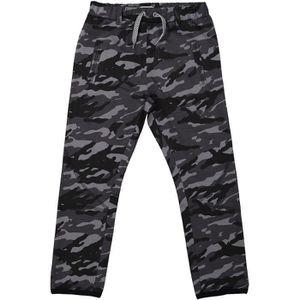 PANTALON DJ DUTCHJEANS Pantalon Jogging Imprimé Camouflage