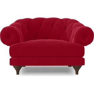 Fauteuil chesterfield tissu achat vente fauteuil chesterfield tissu pas c - Fauteuil chesterfield rouge ...
