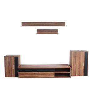 meubles salon achat vente meubles salon pas cher cdiscount. Black Bedroom Furniture Sets. Home Design Ideas