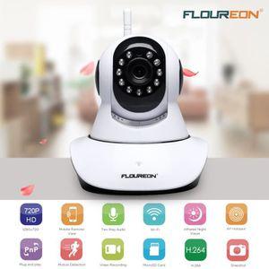 CAMÉRA IP FLOUREON Q3 Caméra IP Caméra de Sécurité CCTV 720P