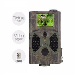 CAMÉSCOPE NUMÉRIQUE HC-300A Caméra de chasse extérieure étanche Vision
