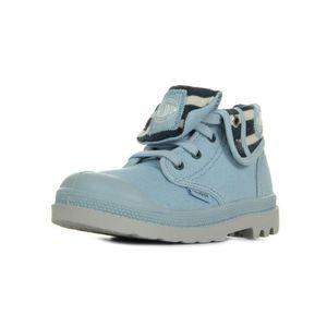BOTTINE Boots Palladium Baggy Low Zip Cvs