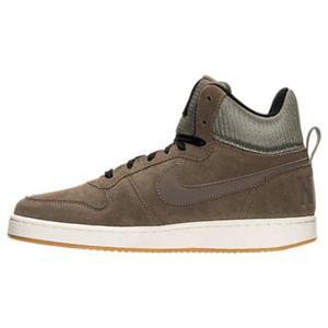 BASKET Nike Court Borough Mid Prem Chaussures Athlétiques