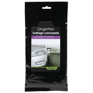 LINGETTE AUTO TURBOCAR Lingette lustrage carrosse - 15 pièces