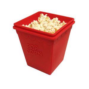 CUISEUR À POP CORN Magic pop corn rouge