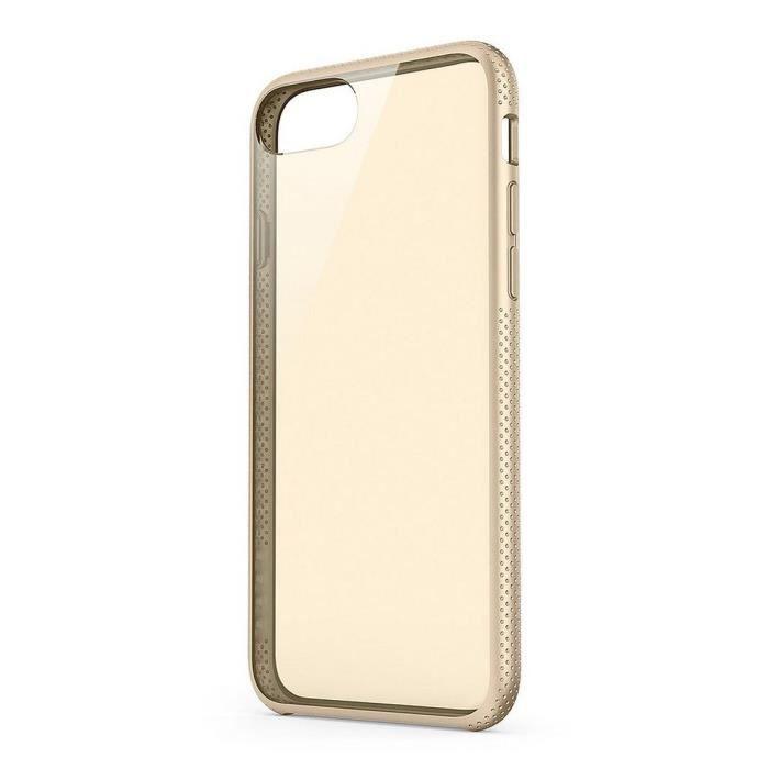 Belkin Coque de protection pour iPhone 6 / 6 s - Or