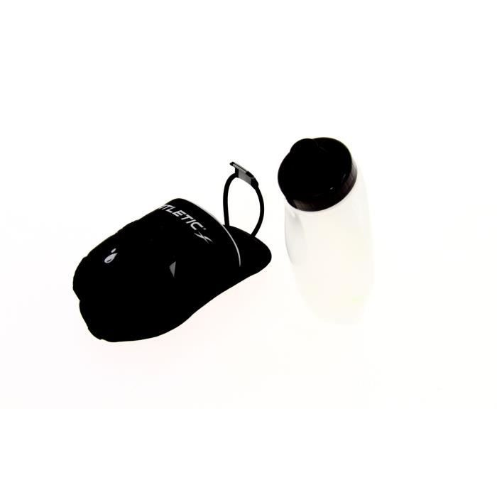 FITLETIC Gourde et porte gourde - 200ml - Noir