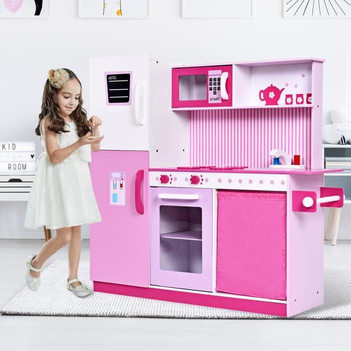 Enfants Cuisine jouet de cuisine en bois jouet cuisine pour ...