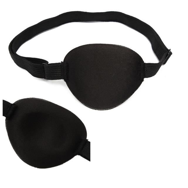 concave vision cache yeux oeil pirate mousse lavable. Black Bedroom Furniture Sets. Home Design Ideas