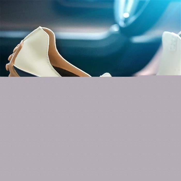 Derbies Homme Couleur Unie Chaussures Meilleure Qualité Cuir Chaussures Nouvelle arrivee AntidéRapant Confortable 39-47