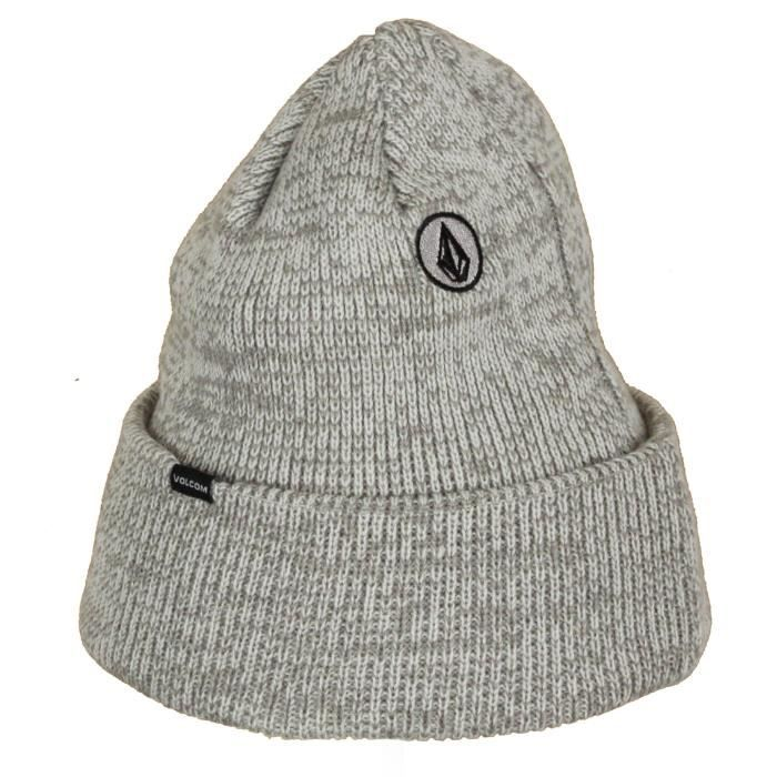 Bonnet Volcom Cuff ~ Heathers - Achat   Vente bonnet - cagoule ... 4564993cff9