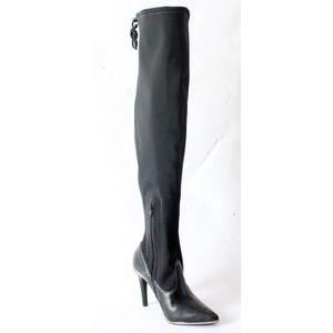 Marais, Boots femme - Noir (Noir Brillant), 37 EUElle