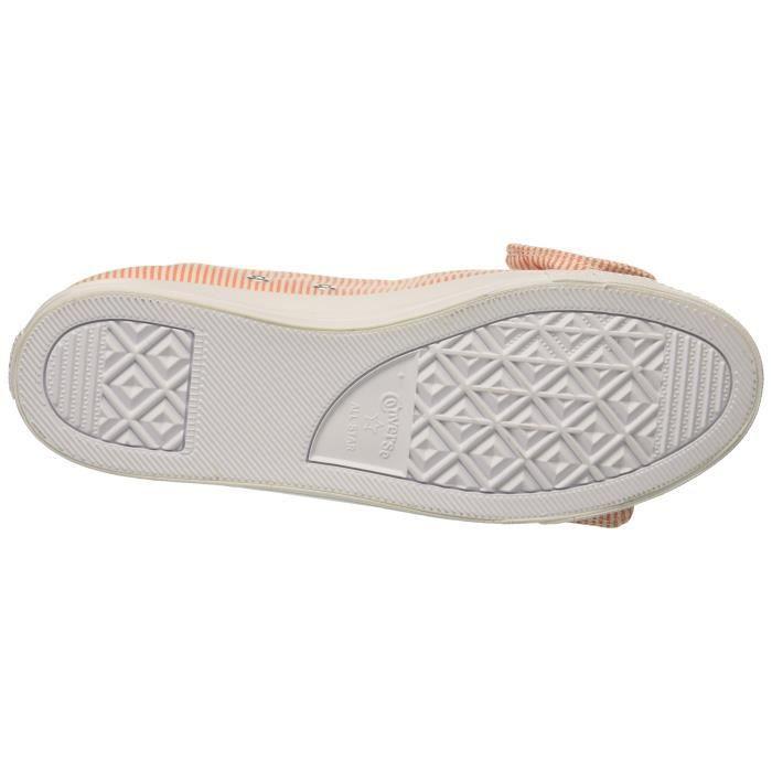Noeud Féminin Chambray De Converse 38 Taille 2 Slip Sneaker On 1 Rayé Gcrra lKcF1J