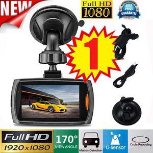 BOITE NOIRE VIDÉO 1x voiture 1080P 2.2 Dash caméra véhicule DVR Full