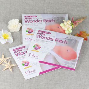 MINCEUR - CELLULITE Patch Wonder nombril apposé pâte fine / poids de p