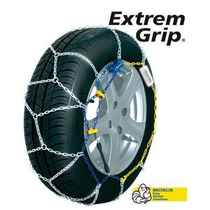 CHAINE NEIGE CHAINES NEIGE VOITURE MICHELIN N°7673 Taille: 205