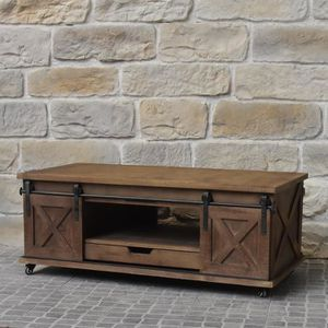 Table Basse Style Campagne Achat Vente Pas Cher